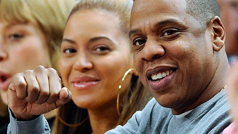 Beyonce und Jay-Z sind bestbezahltes Paar unter Promis (Bild: dapd)