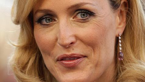 Gillian Anderson ist nach sechs Jahren wieder Single (Bild: dapd)
