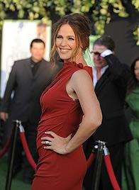 Jennifer Garner setzt ihren Post-Baby-Body in Szene (Bild: dapd)