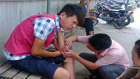 Report: Kinderarbeit und Schläge bei Samsung-Fertiger (Bild: China Labor Watch)