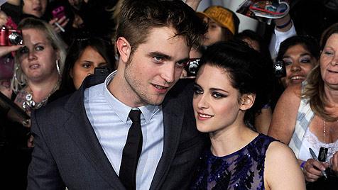 Robert Pattinson: Versöhnung mit Kristen Stewart? (Bild: EPA)