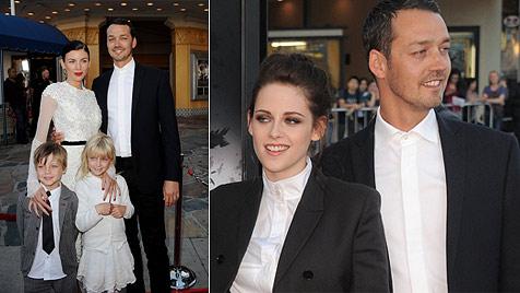 Kristen Stewarts Affäre: Ehefrau will die Scheidung (Bild: AFP, dapd)
