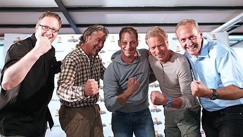 Promi-Köche steigen in den Kulinarik-Boxring (Bild: APA/GEORG HOCHMUTH)