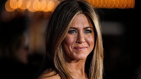 Brad Pitt gratuliert Jennifer Aniston zur Verlobung (Bild: AP)
