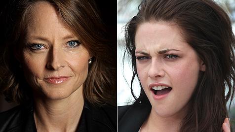 Jodie Fosters öffentlicher Appell für Kristen Stewart (Bild: dapd)