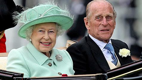 Prinz Philip leidet erneut an einer Blasenentzündung (Bild: dapd)