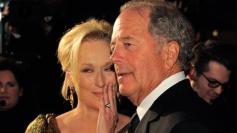 Mit Meryl Streep verheiratet zu sein, ist nicht einfach (Bild: dapd)