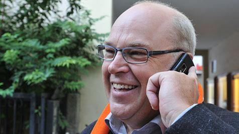 Noch ein Nationalrat wechselt zu Frank Stronach (Bild: Wolfgang Weber)