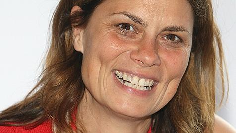 Fernsehköchin Sarah Wiener wird 50 Jahre alt (Bild: apa/dpa/Ursula Düren)