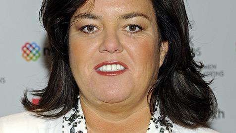 """US-Moderatorin Rosie O""""Donnell hatte Herzinfarkt (Bild: dapd)"""