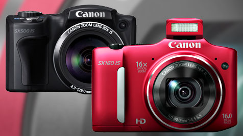 Kleinste Kompakte mit 30-fachem Zoom von Canon (Bild: Canon)