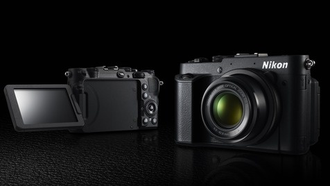 Nikon mit Android-Kamera und neuem Spitzenmodell (Bild: Nikon)
