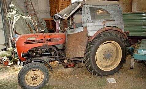 Traktor überrollt 21-Jährige: Vater saß bei Unfall am Steuer (Bild: Gregor Semrad)