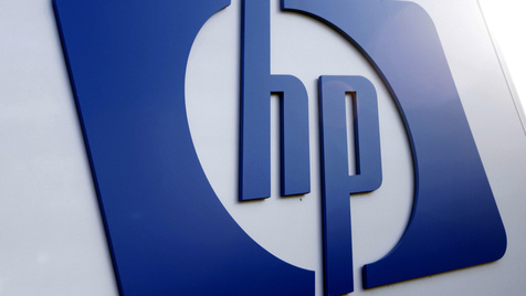 HP: Abschreibung beschert Milliarden-Verlust (Bild: AP)