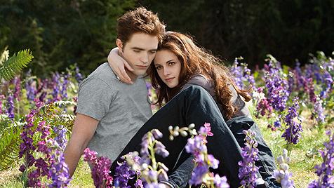 """Robert und Kristen: Erstes Treffen bei  """"Twilight""""-Premiere (Bild: dapd)"""