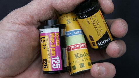Fotopionier Kodak will Filmgeschäft loswerden (Bild: AP)