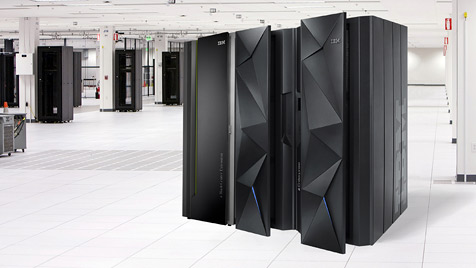 IBM stellt neue Generation von Großrechnern vor (Bild: IBM)