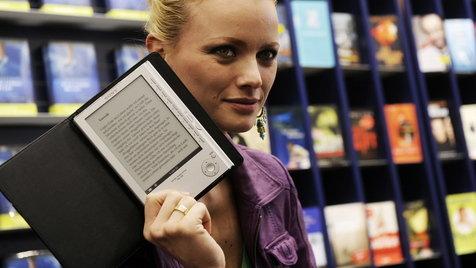 Nur 5 Prozent der Österreicher haben E-Book-Reader (Bild: Berthold Stadler/dapd)