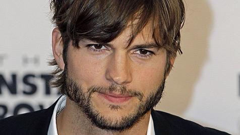 Ashton Kutcher bettelt angeblich um Scheidung (Bild: dapd)