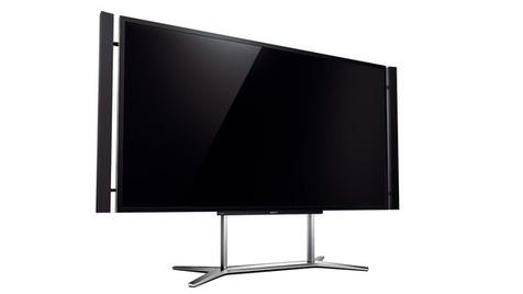 Sony präsentiert 84-Zoll-Fernseher mit 4K-Auflösung (Bild: Sony)