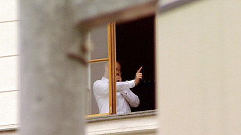 """Staatsanwalt stolpert über """"Pistolero""""-Szene (Bild: APA/ORF)"""