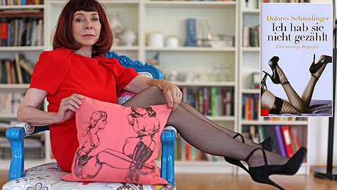 """Dolly Schmidinger: """"Ich bin sehr für Sex im Alter"""" (Bild: Gerhard Bartel)"""