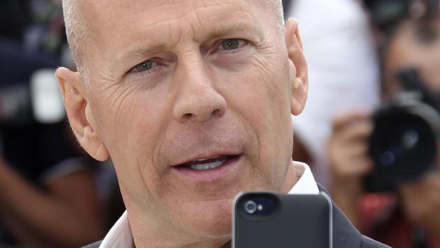 Bruce Willis fordert mehr Rechte an Musiksammlung (Bild: AP)