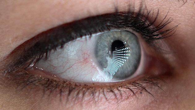 Kärntner Bub verlor durch Laserpointer Sehkraft (Bild: dapd)