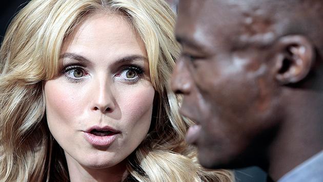 """Seal wirft Heidi Klum Sex mit dem """"Dienstboten"""" vor (Bild: dapd)"""