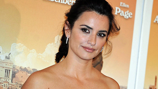 Spaniens Hollywoodexport Penelope Cruz wird 40 (Bild: EPA)