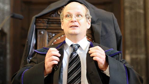 """Richter wird """"Elsner spielen"""" und alte Aussagen verlesen (Bild: APA/GEORG HOCHMUTH)"""