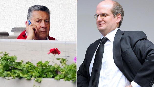 Verärgerter Richter wirft Fall Elsner aus BAWAG-Prozess II (Bild: APA/ZEITUNGSFOTO.AT/DANIEL LIEBL, APA/HELMUT FOHRINGER)