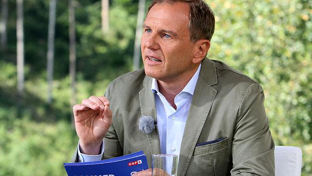 Wolf macht weiter, 'wenn schwuler Moslem VP-Chef ist' (Bild: ORF/MILENKO BADZIC)
