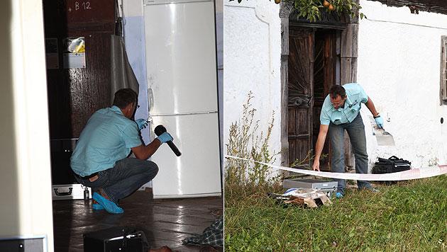 80-Jähriger in Sbg brutal überfallen und schwer verletzt (Bild: APA/NEUMAYR/MIKE VOGL)