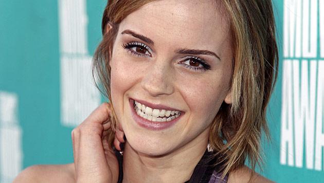 Emma Watson ist endlich mit ihrem Körper im Reinen (Bild: dapd)