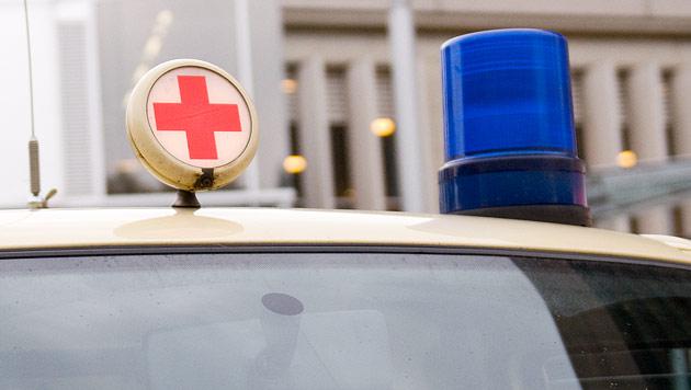 Frau nahm Schluck von Industriereiniger - Spital (Bild: Andreas Graf (Symbolbild))