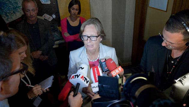 """""""Haar in der Suppe"""" lässt U-Ausschuss erneut platzen (Bild: APA/ROLAND SCHLAGER)"""