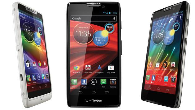 Motorola vergrößert Familie an Razr-Smartphones (Bild: Motorola)