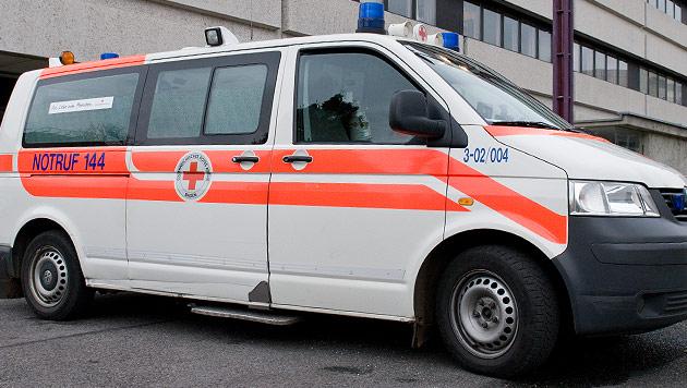 Unfall auf Baustelle - 3 Arbeiter schwer verletzt (Bild: Andreas Graf (Symbolbild))