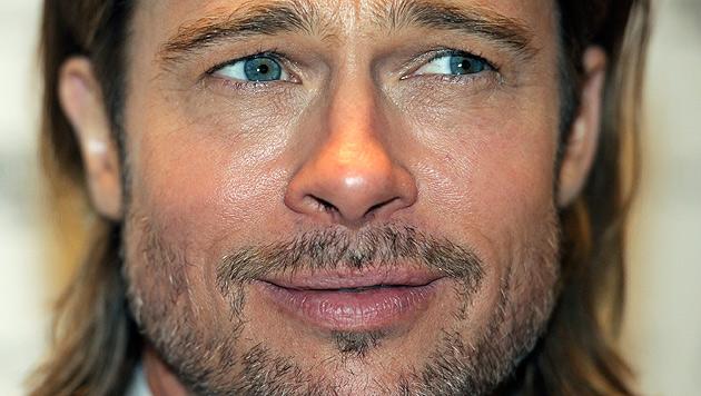Brad Pitt weiß noch nicht, wann und wo geheiratet wird (Bild: AP)