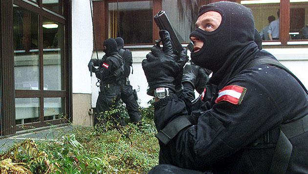 Mehr Personal, neue Fahrzeuge: Cobra rüstet auf (Bild: Christof Birbaumer (Symbolbild))