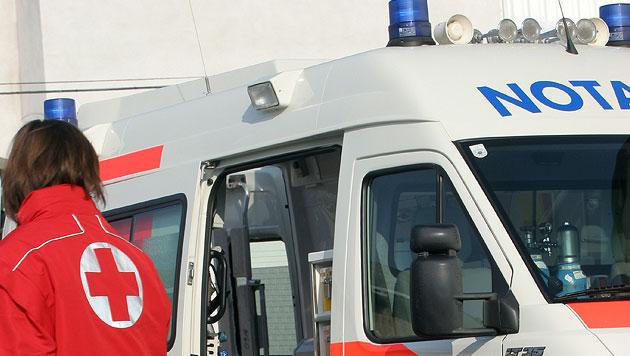 Vbg: Mit Schreckschusspistole ins Gesicht gefeuert (Bild: Martin Jöchl (Symbolbild))