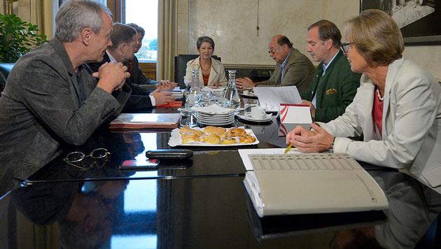 U-Ausschuss nun völlig zum Stillstand gekommen (Bild: APA/ROLAND SCHLAGER)