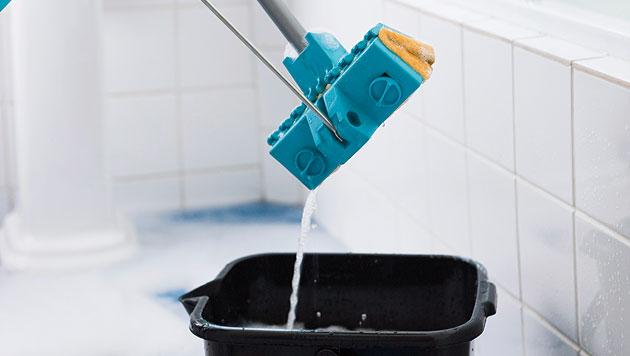 Chemie kommt mir nicht ins Haus! So putzt du natürlich (Bild: thinkstockphotos.de)