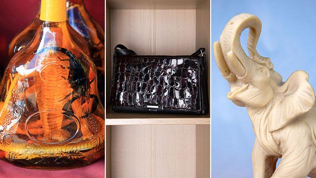 Diese Souvenirs bereiten dir beim Zoll Probleme (Bild: thinkstockphotos.de)