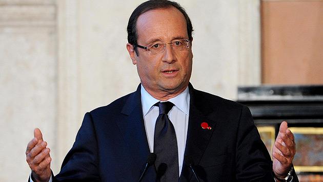 Frankreich erkennt Oppositionsb�ndnis offiziell an (Bild: EPA)