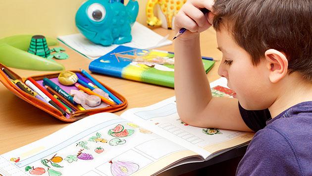 So stimmst du dein Kind auf die Schule ein (Bild: thinkstockphotos.de)