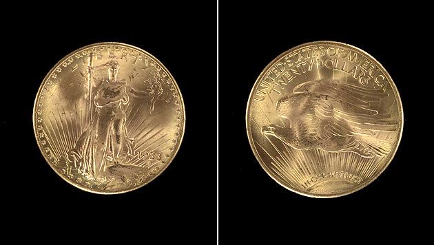 US-Familie muss 80-Mio.-Goldschatz zurückgeben (Bild: dapd)