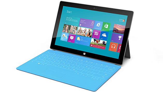 Kein Nokia-Tablet wegen Microsofts Surface (Bild: Microsoft)