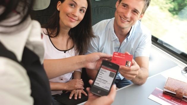 ÖBB starten neues Ticketsystem im Web & Handy-App (Bild: ÖBB/Harald Eisenberger)